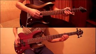 My Apocalypse - Escape the Fate Guitar Bass Dual Cover