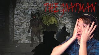THE EVILEST CHAPEL!!! | The Goatman #2