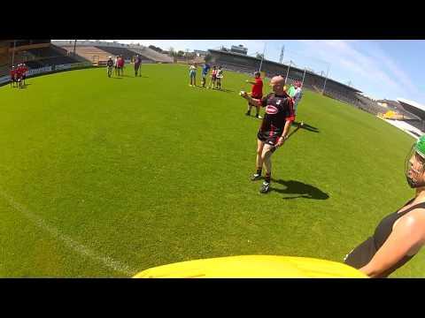 Training at Kilkenny's Stadium - INDY~STL - Ireland 2013