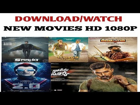 How to download latest telugu HD movies in...