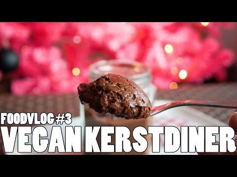 FOODVLOG #3 - Een vegan kerstmenu?