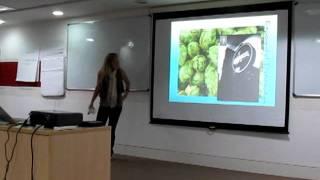 Pecha Kucha - Rachelle (TWU 22): Mat, Stats & Life