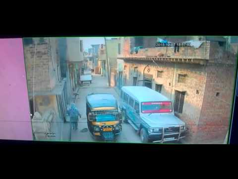 Thumbnail: Earthquake in India !! LIVE footage CCTV 26Oct2015 Bhainswal Kalan