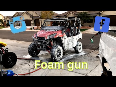 Tips for Cleaning your UTV
