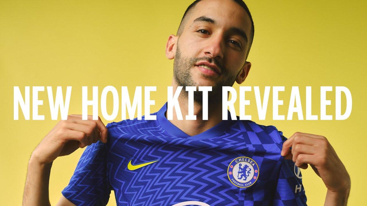 Chelsea Home Football Kit