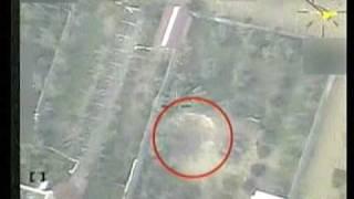 Israel Air Force Precision Strike on Qassam Rocket Launcher