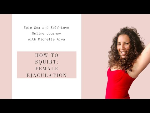 Female Ejaculation - How to squirt and what it feels like from YouTube · Duration:  1 minutes 42 seconds