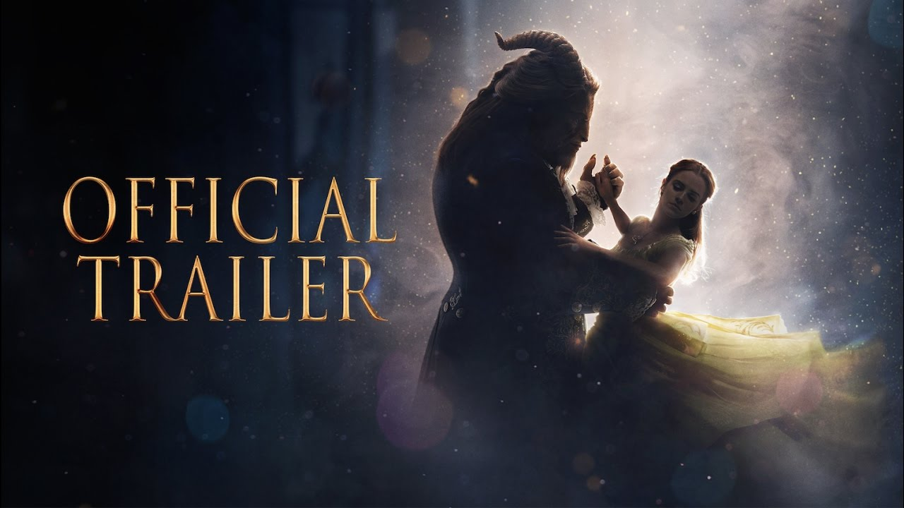 Disney recently released a new traiiler for Beauty and the Beast, which stars Emma Watson, Dan Stevens. Image Amplified www.imageamplified.com