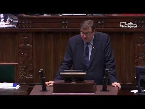 Szymon Giżyński – wystąpienie z 6 grudnia 2017 r.