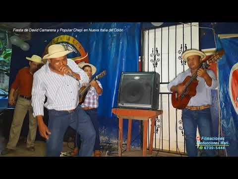 PRESENTACIÓN DE ARTISTAS EN FIESTA DE DAVID CAMARENA