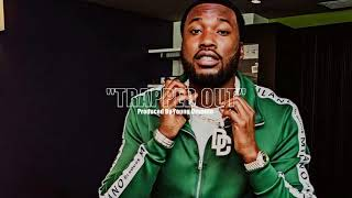 """Meek Mill x Don Q Type Beat - """"Trapped Out"""" NEW 2018"""