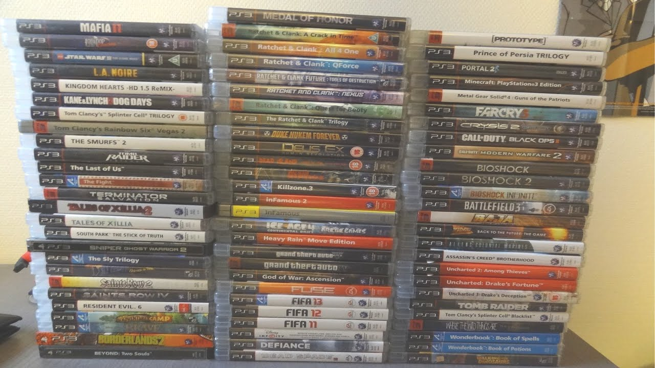 my ps3 jrpg collection - photo #29