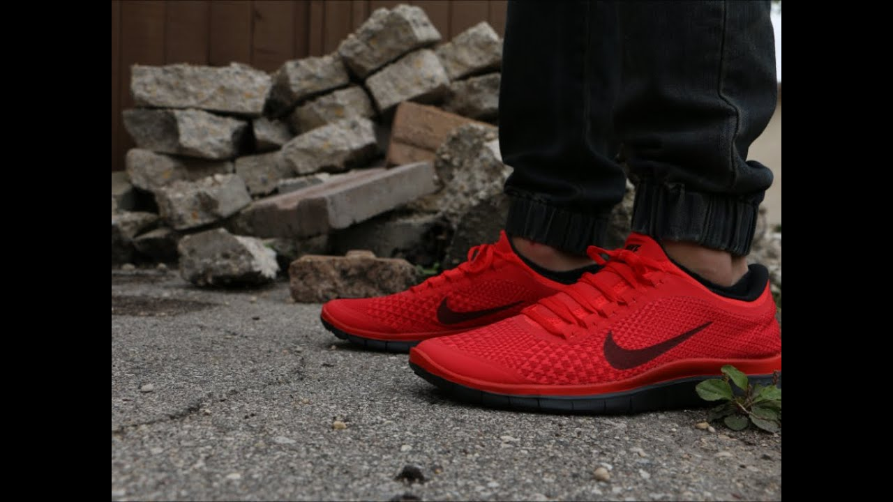 Nike Free 3.0 Flyknit 2015 Review: Flexible Sole, Sock Like Upper