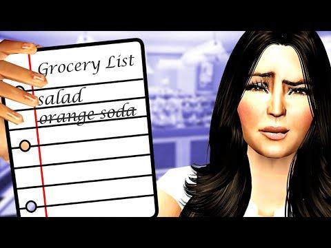 Kardashians At A Grocery Store