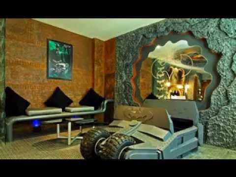 Batman Room Ideas