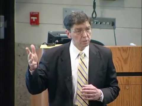 Clayton Christensen at U of L College of Business
