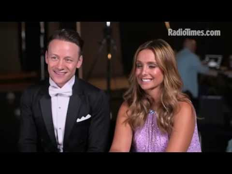 Louise Redknapp and Kevin Clifton, Radio Times