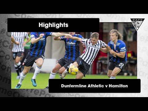 Dunfermline Hamilton Goals And Highlights