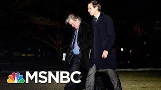 Joe: Steve Bannon Is Isolated In The White House | Morning Joe | MSNBC