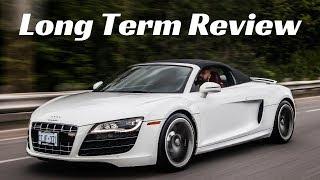 Long Term Review Aขdi R8 V10 Spyder