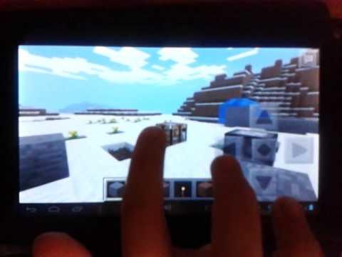 Minecraft для телефонов-1серия обзор игр для соток