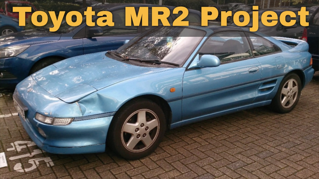 1993 toyota mr2 project ep 1 purchase and planning