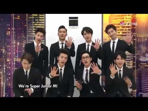 Showbiz Korea - MUSIC VIDEO SHOOT OF SUPER JUNIOR M'S NEW SONG