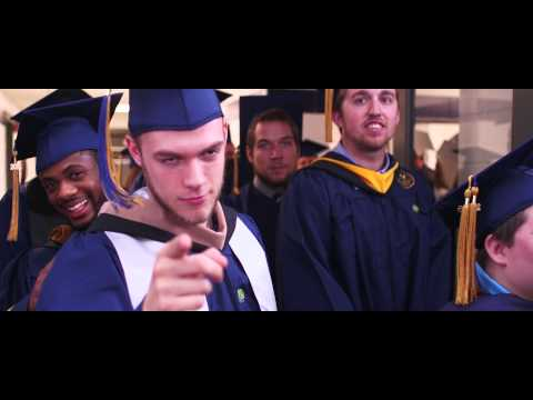 SUNY Canton Commencement Ceremony 2015