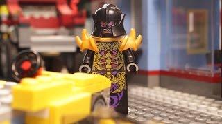 Lego Ninjago: Who's the baddest villain of them all