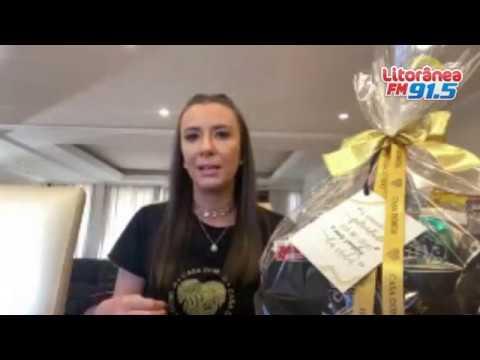 Entrevista na Litorânea FM com lançamento da promoção do Dia dos Namorados! #casadomum