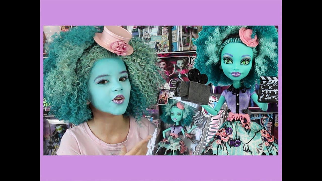 Monster high honey swamp doll review kittiesmama youtube baditri Gallery