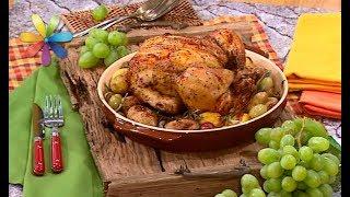 Курица с виноградом: кулинарный телемост с Грецией – Все буде добре. Выпуск 1087 от 13.09.17