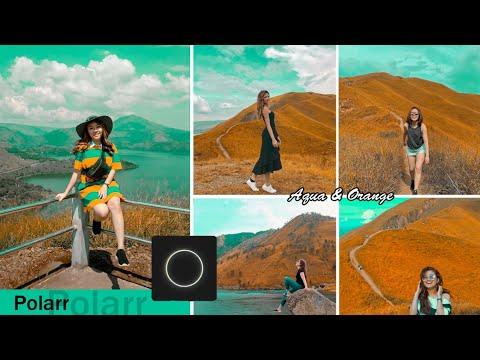 Cara Edit Foto  Pakai Hp  | Tutorial Polarr | Tutorial Android