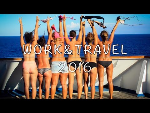 USA road trip 2016 - Work and Travel - GoPro Hero4