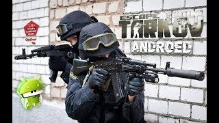 Escape from tarkov ура ПВП на Лабе Androed стрим №149