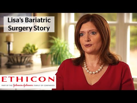 Maintaining Weight After Bariatric Surgery   Lisa's Weight Loss Journey   Ethicon