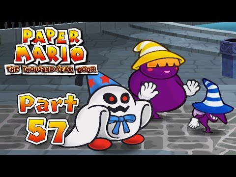 Paper Mario: The Thousand-Year Door - Part 57: The Shadow Sirens!