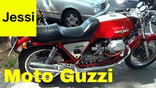 Moto Guzzi 850 Le Mans - SOUND