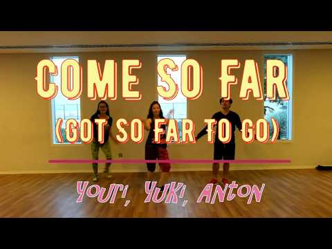 Zumba® / Ariana Grande  Jennifer Hudson - Come So Far (Got So Far To Go) [From Hairspray Live]