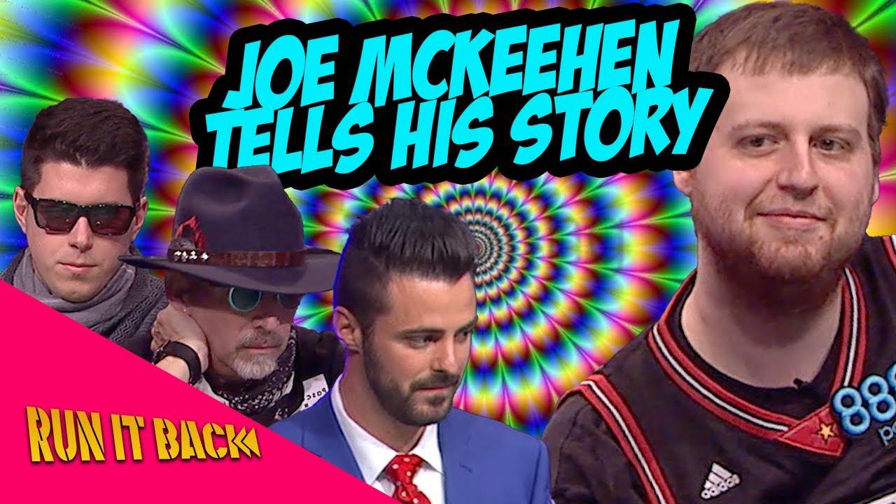 Run it Back with Joe McKeehen   2015 WSOP Main Event