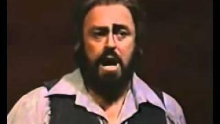 Vesti la Giubba  (Ridi Pagliaccio) Luciano Pavarotti