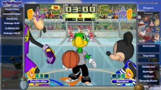 Disney Sports BasketBall [Part3] - Gamecube console challenge 3/451 !