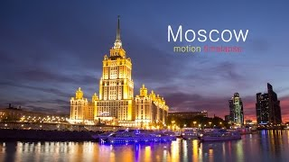 Moscow motion timelapse / City Sightseeing / What to see in Moscow(, 2014-10-28T15:49:05.000Z)