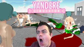 Naked Schoolgirl Killer