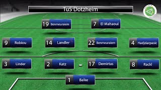 KOL WI // TuS Dotzheim vs. SV Frauenstein_01.09.19 #DERBY