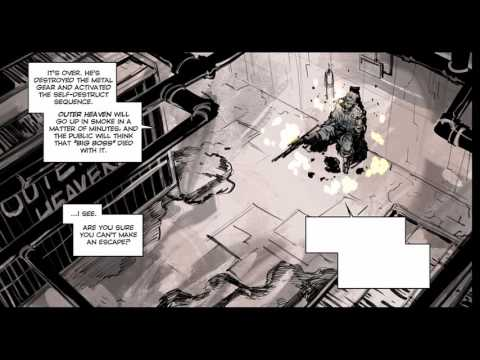 Metal Gear Solid Fancomic - Last Day in Outer Heaven