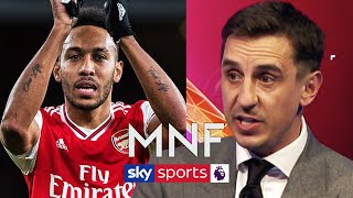 Should Aubameyang be considered a Premier League great? | MNF