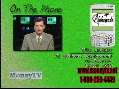 Online Financial Data-MoneyTV with Donald Baillargeon