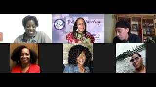 Virtual Networking Event Excerpt
