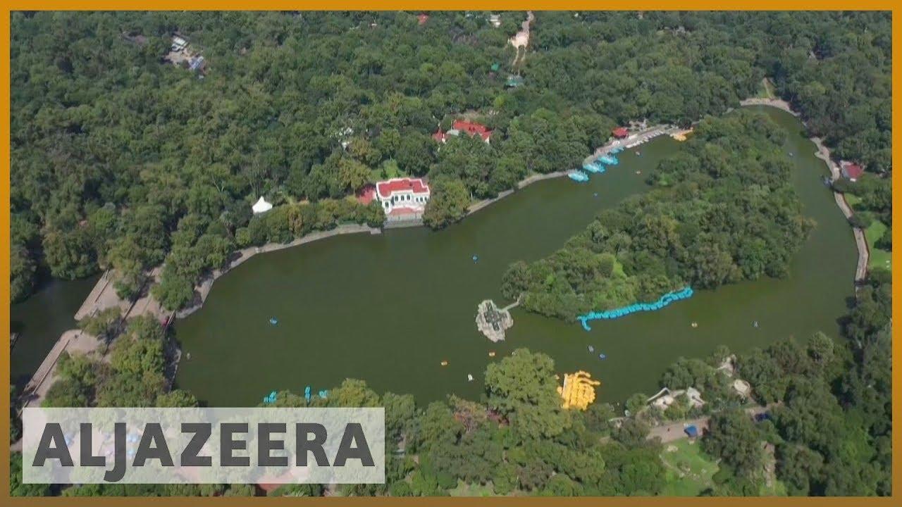 AlJazeera English:Mexico City 'green lung' wins Large Urban Park Gold Award